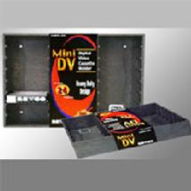 Bryco MDV-24 MiniDV Tape Storage Rack