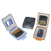 Gepe Card Safe Basic Duo, Blue