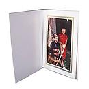 White Photo Folder 8x10
