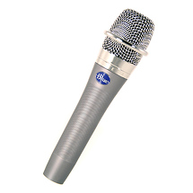 Blue Microphones enCORE 100 Dynamic Handheld Cardioid Microphone (Silver)
