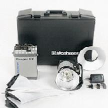 Elinchrom Ranger RX S Set With S Head Reflec Varistar Kit Case