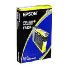 Epson 110 ml UltraChrome Ink Cartridge for the 4000, 7600, and 9600 Printers - Yellow