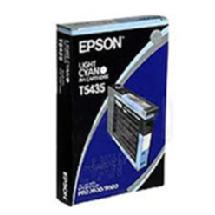 Epson 110 ml UltraChrome Ink Cartridge for the 4000, 7600, and 9600 Printers - Light Cyan