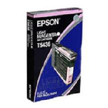 Epson 110 ml UltraChrome Ink Cartridge for the 4000, 7600, and 9600 Printers - Light Magenta