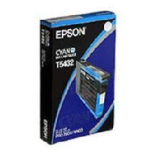 Epson 110 ml UltraChrome Ink Cartridge for the 4000, 7600, and 9600 Printers - Cyan