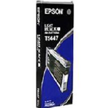 Epson 220 ml UltraChrome Ink Cartridge for the 4000 / 7600  9600 Printers - Light Black