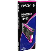 Epson 220 ml UltraChrome Ink Cartridge for the 4000 & 9600 Printers - Magenta
