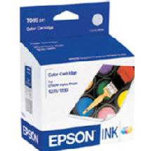 Epson Color Ink Jet Cartridge for 1270 &; 1280