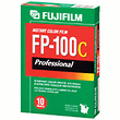 FP-100C Color Instant Film 3.25 x 4.25