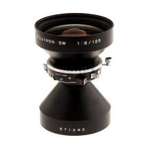 Fujifilm 125mm F/8 Fujinon-SW Large Format Lens (Used)