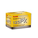 PX Plus-X 125 B&W Negative Film, 35mm, 24 Exposures, Single Roll