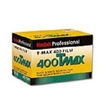 Kodak TMY T-Max 400 B&W Negative Film  135-24 (USA) per roll