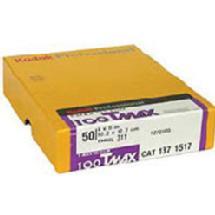 Kodak Professional T-MAX 100, TMX 4052 100 ASA Black & White Film, 4