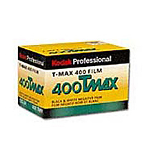 TMY T-Max 400 B&W Negative Film, 120 Single Roll Image 0
