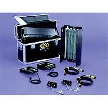 2 Light Interview Select Kit with two 2 Foot 4 Bank Systems Image 0