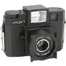Holga Slip On Filter Adapter