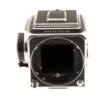 Hasselblad 500C Medium Format 6X6 Camera Body + Waist Level Viewfinder (Used)