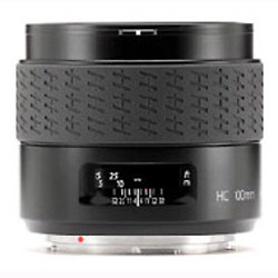 Lenses: 100mm f/2.2 HC Auto Focus Lens for the H Cameras Image 0