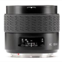 Hasselblad Lenses: 100mm f/2.2 HC Auto Focus Lens for the H Cameras