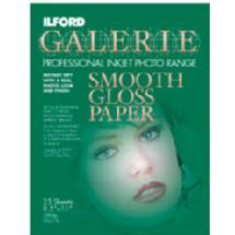 Ilford Galerie, Smooth Gloss Ink Jet Paper, 8.5