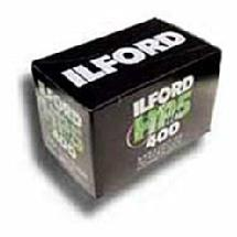 Ilford HP5 400 Plus B&W Negative Film - 120 (USA) per roll
