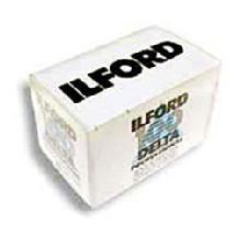 Ilford Delta 100 B&W Negative Film, 120 Single Roll