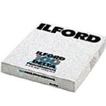 Ilford Delta 100 B&W Negative Film, 4 x 5' 25 Sheets