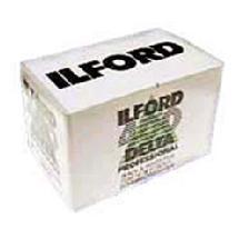 Ilford Delta 400 B&W Negative Film, 120 Single Roll