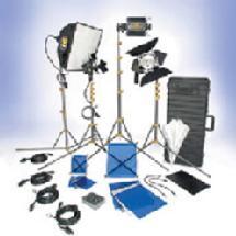 Lowel DV Creator 44 Kit, 4-light Kit with TO-83 Case