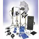 DV Creator 55 4-light Kit with TO-83 Hard Case