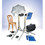 TO GO 95 Tungsten Flood 2 Light Kit  with LB-30 Soft Case