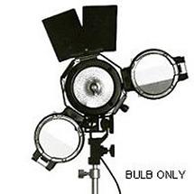 Lowel I-55 Lamp, 55 watts 12 volts