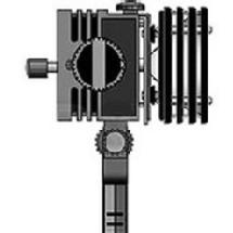 Lowel ID-Light 100 Watt Focus Flood Light with 4 Pin XLR Connector, Bulbs, Mounts