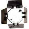 4-Way Clip-On Barndoor for Lowel Light