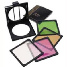 Lee Filters Gel Snap with Fine Color Temperature Polyester Filter Set
