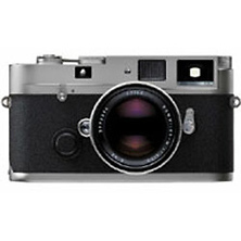 MP 0.72 35mm Rangefinder Camera Body - Silver Image 0