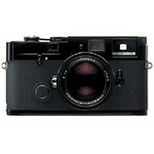 MP 0.72 35mm Rangefinder Camera Body - Black Image 0