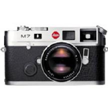 Leica M7 TTL .72 35mm Rangefinder MF Camera Body, Silver
