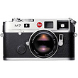 M7 TTL .72 35mm Rangefinder MF Camera Body, Silver