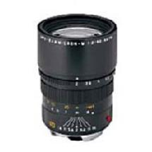 Leica 90mm f/2.0 APO Summicron M Aspherical Manual Focus Lens (Black)