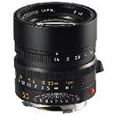 50mm f/1.4 Summilux M Aspherical Manual Focus Lens (Black)