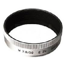 Leica Lens Hood for 50mm / f2.8 Silver Lens (11823)