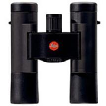 Leica 10x25 Ultravid Binocular (Black Rubber)