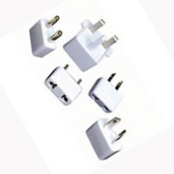 World Traveler Electrical Adapter Plug Set Image 0