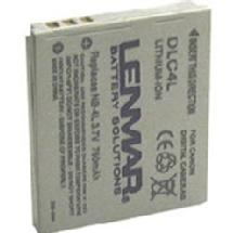 Lenmar DLC4L Rechargeable Lithium-Ion Battery - Replacement for Canon NB-4L Battery