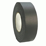 T2100 Pro Gaffers Tape 2in x 30yds - Black, Small Roll