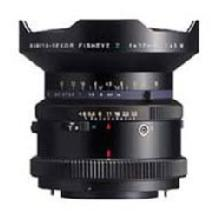 Mamiya 37mm f/4.5 Fisheye Lens for RZ67 Cameras