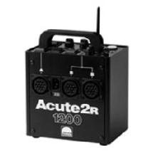 Profoto Acute 2R 1200 Watt/Second Power Supply with Built-In Pocket Wizard Receiver