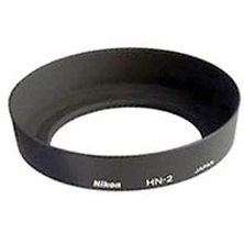 HN-2 Screw-on Lens Hood for 28mm f/2.8 D-AF, 35-70mm f/3.3-4.5, 24-70mm f/3.5-5.6 IX Lenses Image 0