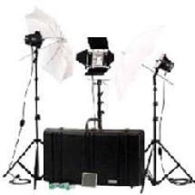Smith Victor K-77 2200 watt Interview Lighting Kit